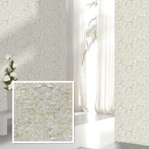 Mother of Pearl Shell Mosaic Tile (PNT101V)