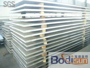 Aluminum Plate 6061 6062 6082 T6 pictures & photos