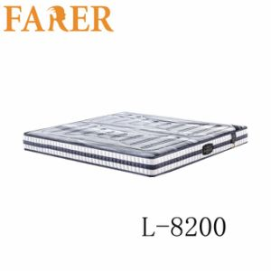 100% Natural Latex portable Bed Mattress pictures & photos