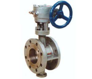 Flange Spring Sealed Butterfly Valve, Flange Butterfly Valve pictures & photos