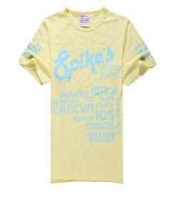 Wholesale Women′s Cheap Printing T Shirt Design pictures & photos