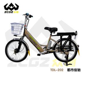 Chinese Zhongchi High Quality Brushless Li-ion E-Bike with 240 Motor