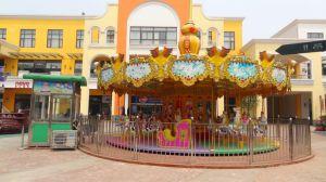 Kiddie Rides Carousel 24 Setas pictures & photos