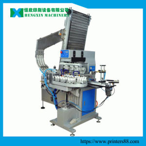 Automatic Beverage Cap Pad Printing Machine pictures & photos
