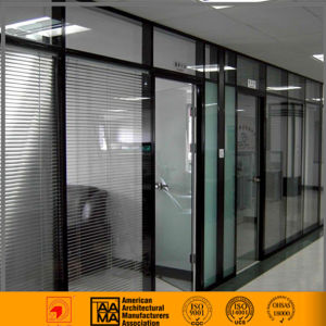 Lamination Glass Office Partition Work pictures & photos