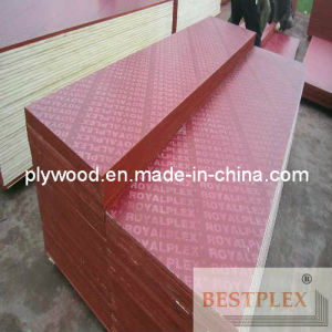 20X610X2500mm Film Faced Plywood with Red Film Face pictures & photos