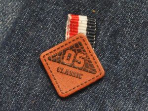 China Hot Seller Wholesale Leather Label pictures & photos