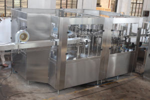 Carbonated Drink Production Line pictures & photos