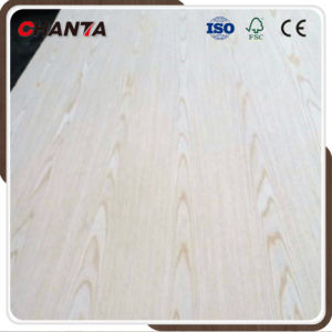 Natural Sliced Cut High Grade Ash Oak Sapele Walnut Veneer Fancy Plywood Furniture Plywood pictures & photos