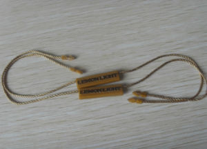 Seal Tag/Plastic Seal/Lacres PARA Roupa/ Lacre /Plastic Seal Tag for Garments (BY80067) pictures & photos