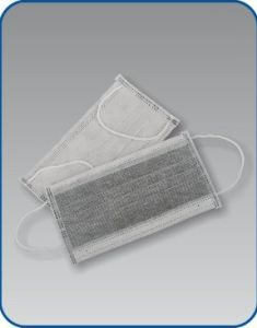 Active Carbon Face Mask, Disposable Nonwoven Face Mask pictures & photos