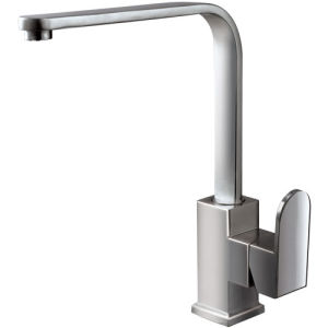 Stainless Steel Sink Mixer (F-9803) pictures & photos