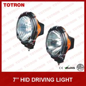 4x4 7 Inch 35 W 55W HID Driving Light for Trucks, SUV (T3570) pictures & photos