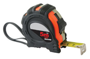 Construction Tools/Measuring Tape/Tape Measure (FMT-005) pictures & photos