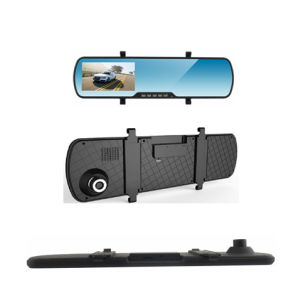Rearview Mirror Dash Camera Two Colors Optional (SP-609)