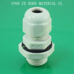 Plastic Cable Gland NPT Series, Nylon6, Waterproof, Dustproof, IP68, CE, RoHS