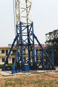 Concrete Foundation of Tower Crane pictures & photos