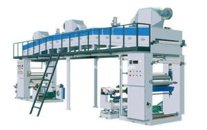Dry-Method High Speed PP PE Laminating Machine (GF600-1200)