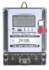 Single-Phase Multi-Tariff Static Meter (DDSF2000 H1)