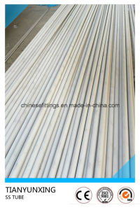 Ss304 Ss316 Seamless Stainless Steel Capillary Tube pictures & photos