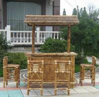 Bamboo Bar Table (BH-010)