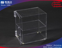 Acrylic Clear Food Display Case pictures & photos