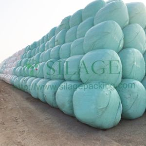 Japan Standard Silage Wrap Film, Hot Sale Silage Film, Stretch Film for Forage Packing, Soft Tear Resistance Film pictures & photos