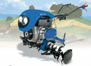 9HP 186f Diesel Engine Power Tiller (GT-9) pictures & photos