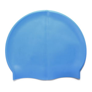 Silicone Bathing Cap Swimming Cap pictures & photos