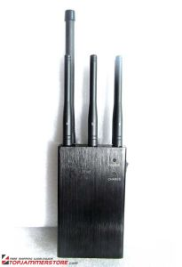 Portable 6 Antenna Selectable GPS Lojack 4G Wimax Phone Signal Jammer pictures & photos
