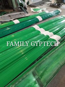 Resin Reinforced Glassfiber Moulds for Making Gypsum Cornice pictures & photos