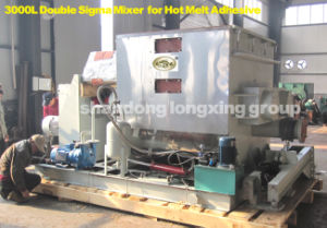 Hot Melt Adhesive Kneader Machine pictures & photos