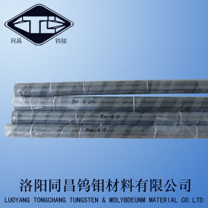 High Quality Molybdenum Rods/ Moly Electrodes Ground Surface pictures & photos