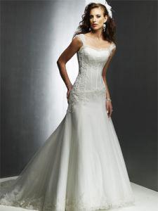 Wedding Dress, Bridal Dress (WDSJ030)