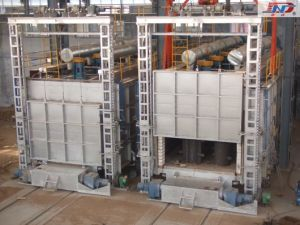 Double-Car-Bottom Tempering Furnace pictures & photos