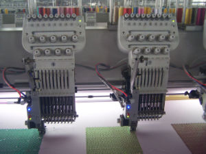 Sequin Embroidery Machine (HEADS)