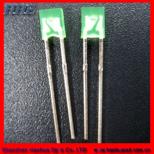 234/255 Square DIP LED Diode (different color available)