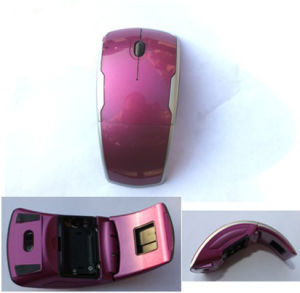 USB Wireless Optical Mouse (QY-WM2408B) pictures & photos