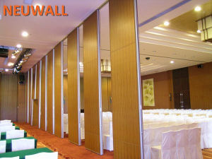 Banquet Hall Partition Wall/Multi-Purpose Hall Movable Wall pictures & photos