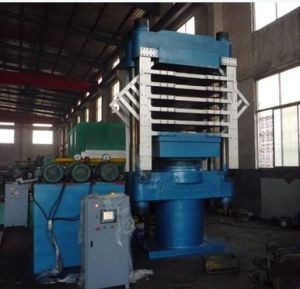 EVA Foaming Hydraulic Vulcanizing Press pictures & photos