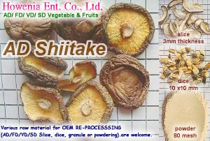 Air Dried Shiitake