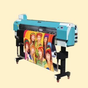 3.2m Eco Solvent Printer, Epson Head and Europe Parts