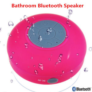 Hot Sell Waterproof Mini Bluetooth Speaker for Bathroom