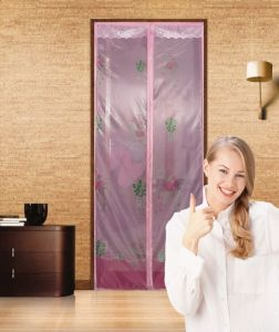 Insect Curtain Door