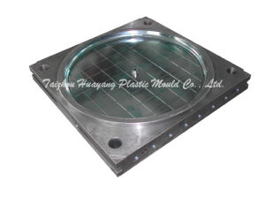 Plastic Round Table Injection Mould (HY018) pictures & photos