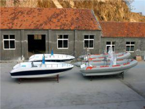 5.8m 6.6m Sports Boat (FRP580/RIB660)