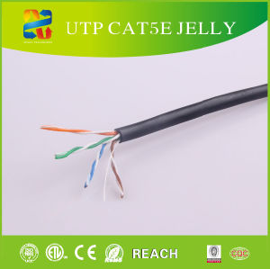 Xingfa 2017 Hot Sale Cat5e LAN Cable with RoHS pictures & photos