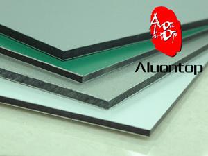 Aluminum Composite Panel (ACP) - Aluontop pictures & photos