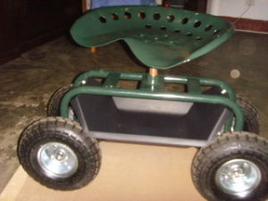 Garden Tool Seat Cart Tc1852 pictures & photos