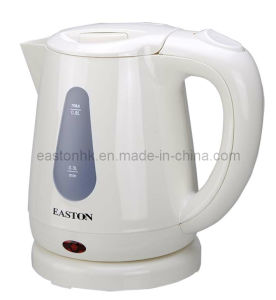 0.8L Ivory Plastic Hotel Electric Kettle pictures & photos
